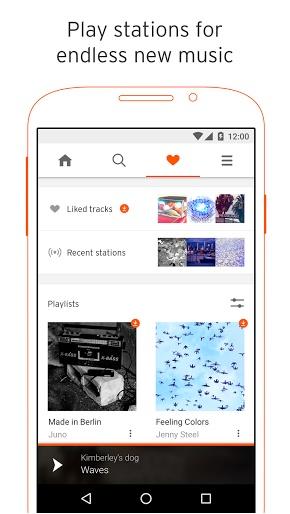 SoundCloud - Imagem 1 do software