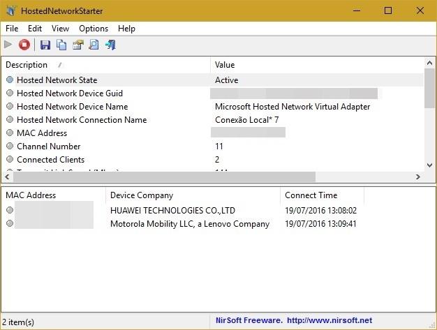 HostedNetworkStarter - Imagem 1 do software