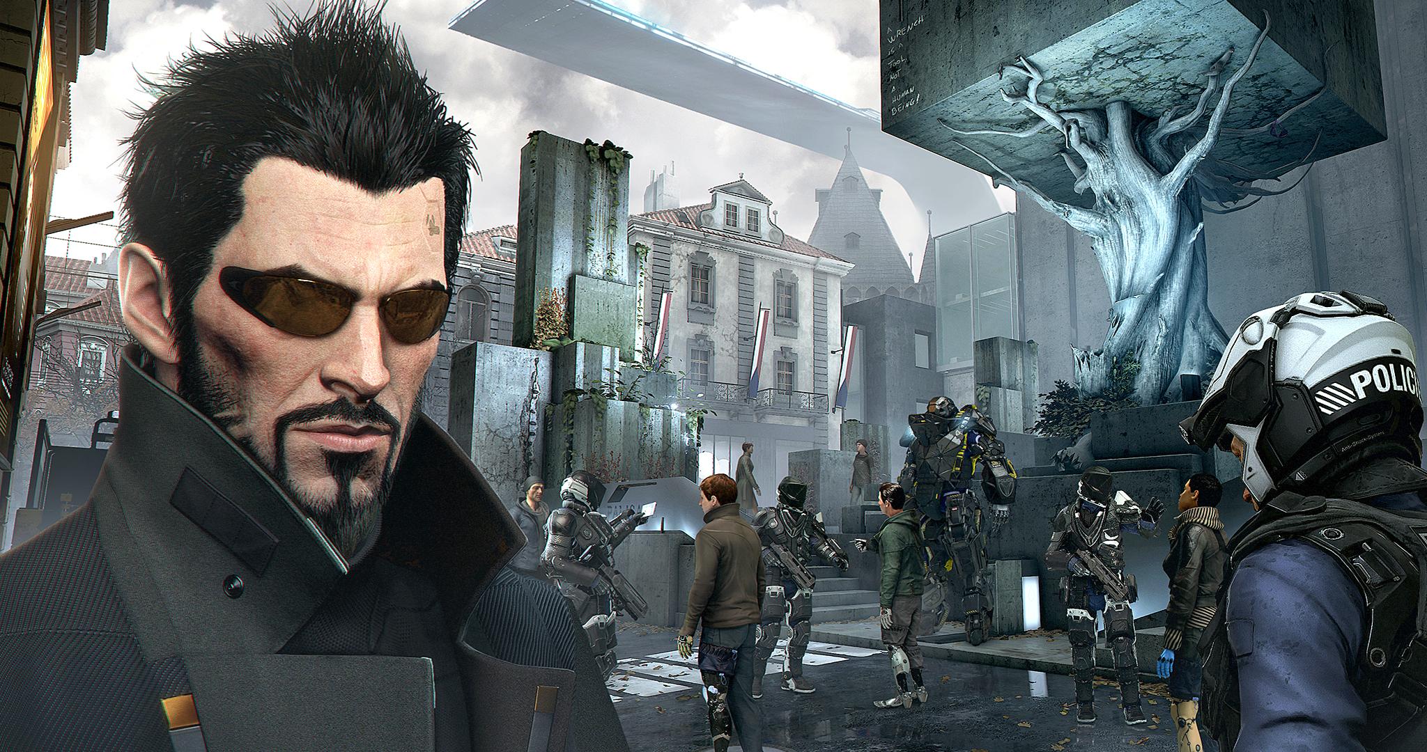 Mais sombrio, Deus Ex: Mankind Divided mantém fórmula e inova; jogamos