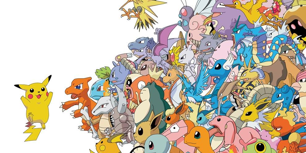 pokémon go saiba quais são as categorias de raridade de pokémons