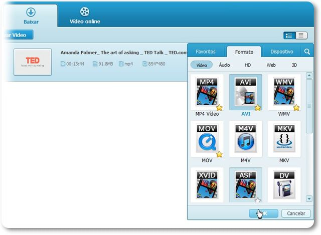 KeepVid Pro - Imagem 2 do software
