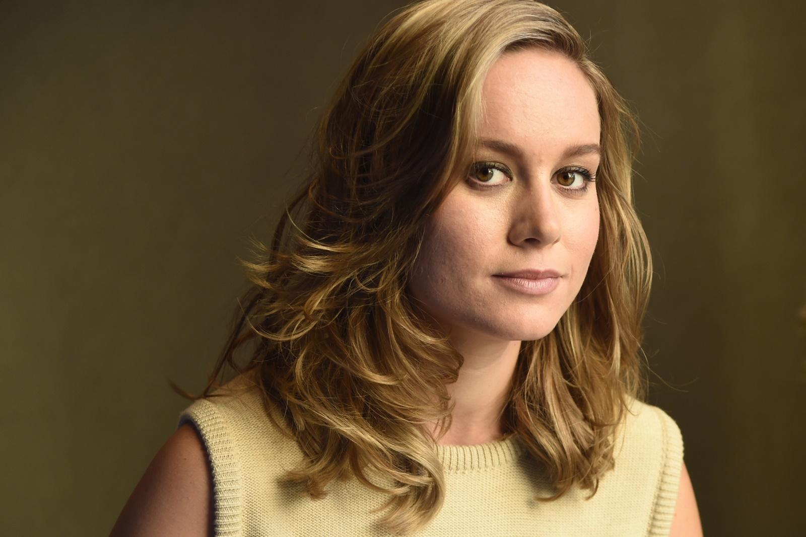 Capit Marvel Brie Larson  Confirmada No Papel Da -1790