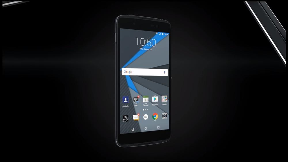 Celular 'mais seguro do mundo' da BlackBerry é um clone do