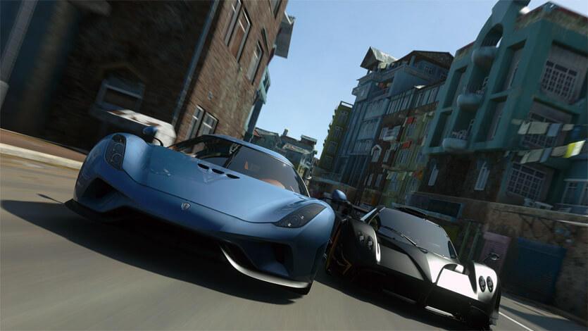 Levantando poeira virtual: DriveClub VR será título de lançamento do PS VR