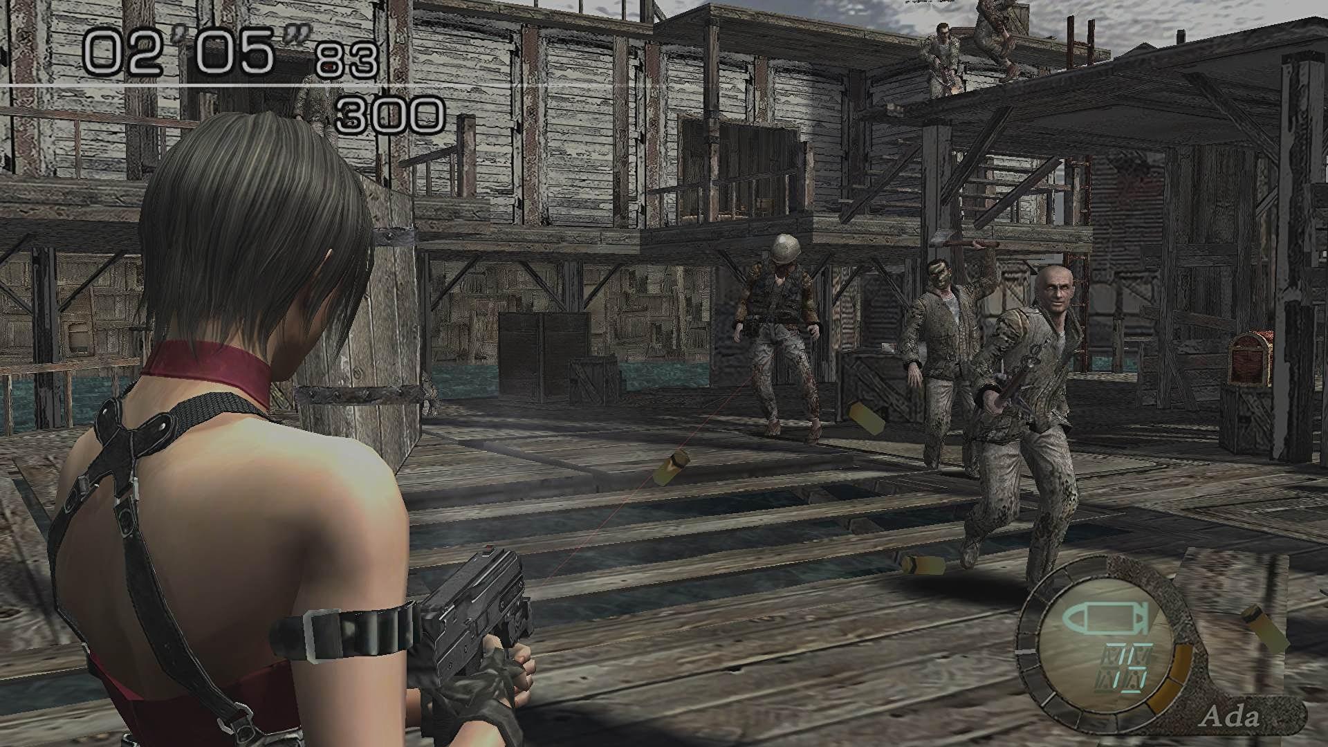 Resident Evil 4 HD está a caminho da nova geração com visual renovado