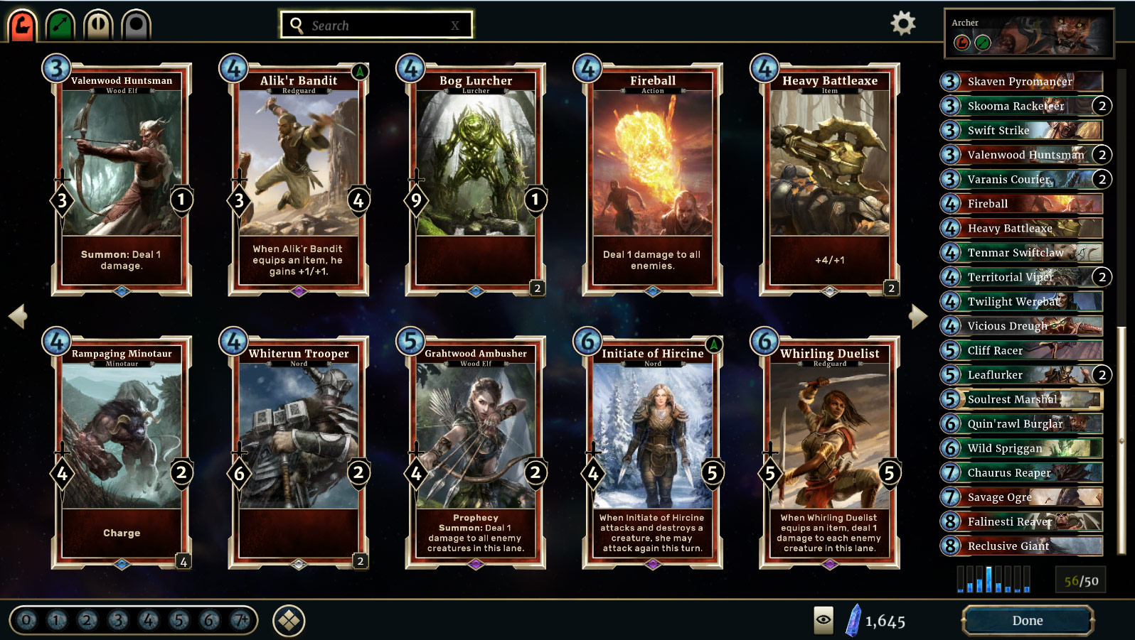 The Elder Scrolls: Legends - Imagem 3 do software
