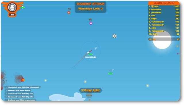Wings.io - Imagem 1 do software