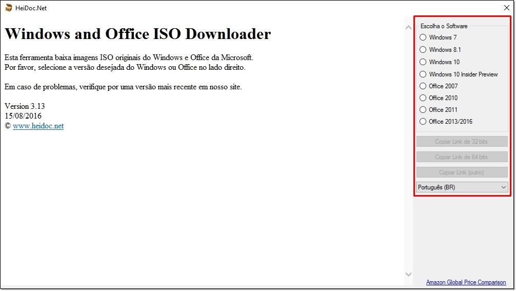 É fácil! Agora você pode baixar qualquer ISO do Office ou do
