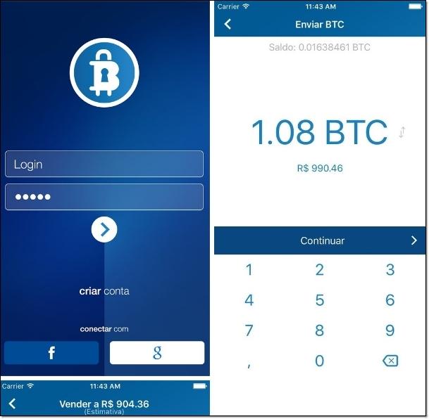 Bitcointoyou - Imagem 1 do software