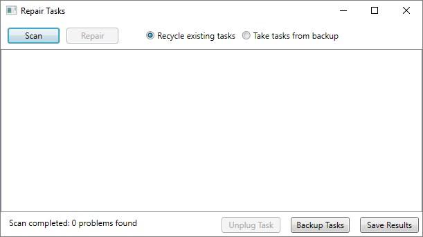 Repair Tasks Download para Windows Grátis