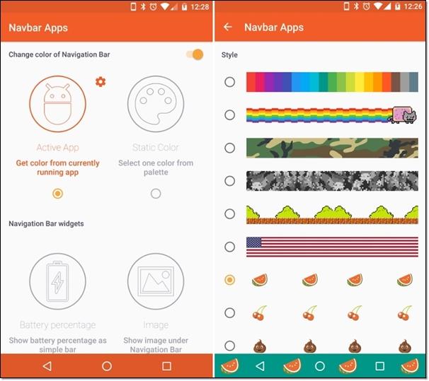 Navbar Apps - Imagem 2 do software