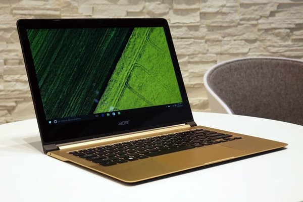 Menos que 1 centímetro: Acer anuncia o Swift 7, notebook mais fino do mundo