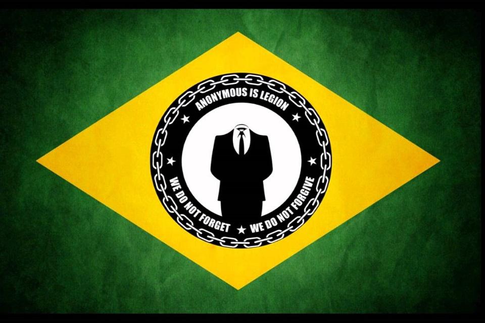 Anonymous vaza celulares de senadores durante troca na Presidência do BR
