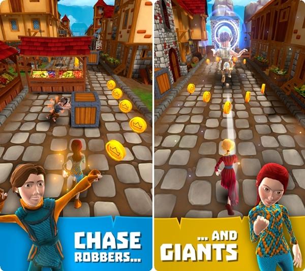 CHASERS: Endless Runner FREE - Imagem 1 do software