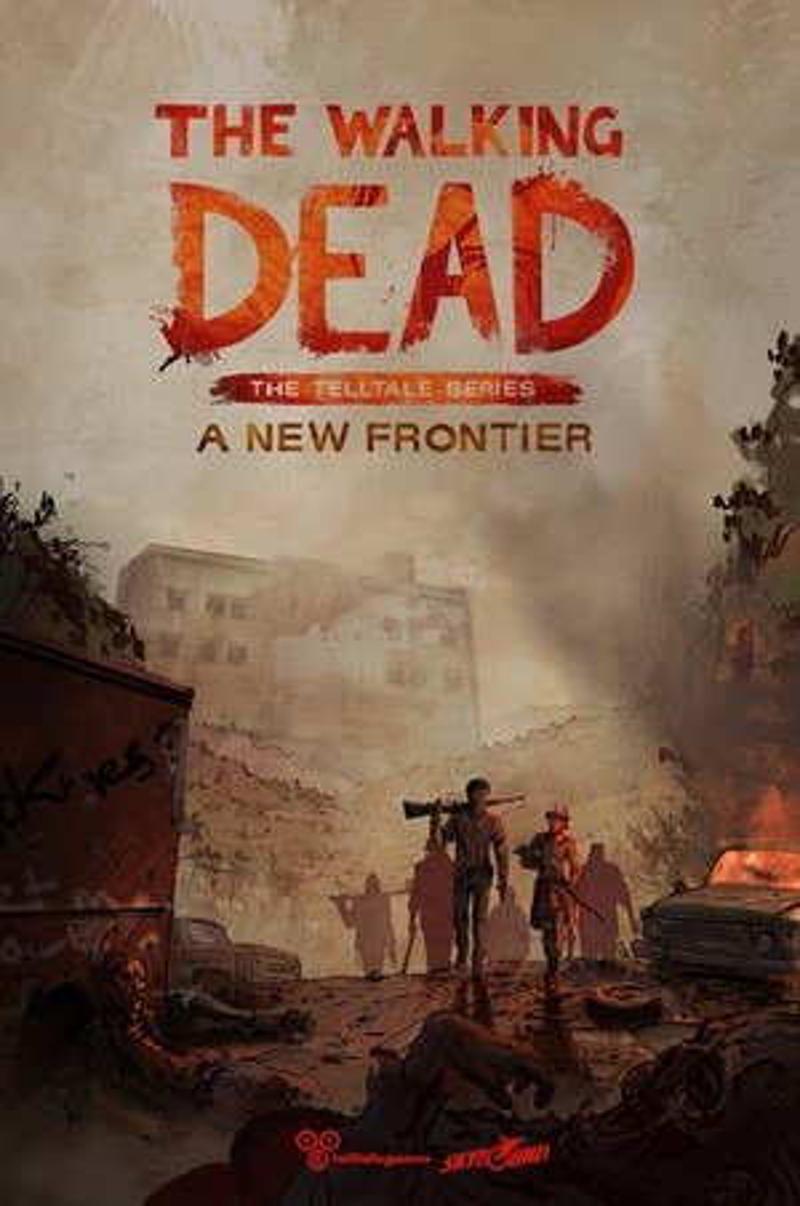 The Walking Dead: Season Three - A New Frontier