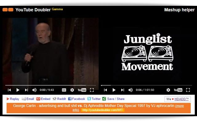 YouTube Doubler - Imagem 1 do software