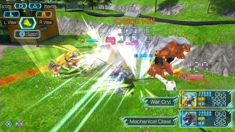 Digimon World: Next Order chega ao PlayStation 4 no começo de 2017