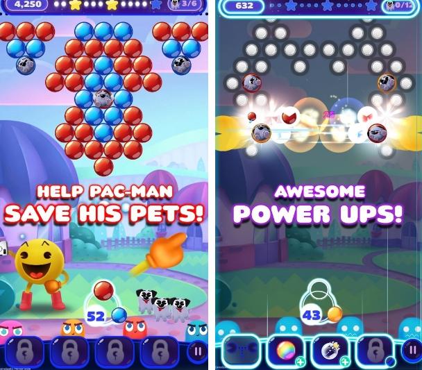 PAC-MAN Pop - Bubble Shooter - Imagem 2 do software