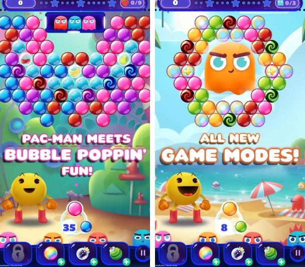 PAC-MAN Pop - Bubble Shooter - Imagem 1 do software