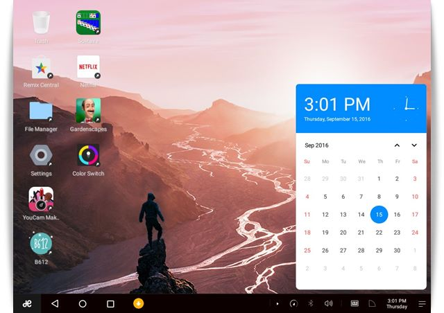 remix os player how to use