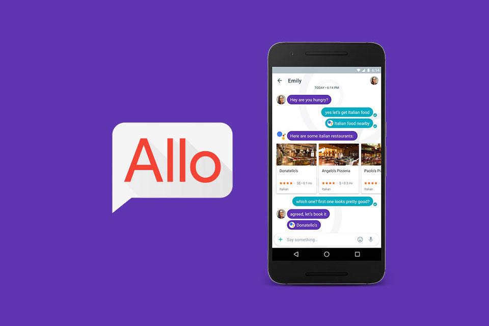Google Allo, o concorrente do WhatsApp, deve ser lançado esta semana