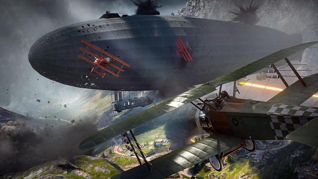 Battlefield 1: DICE divulga dossiê com todos os mapas e modos confirmados