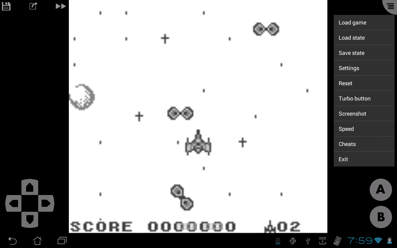 John GBC Lite - GBC emulator - Imagem 1 do software