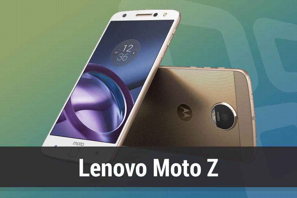 7baeddcc1e8 Review  smartphone Lenovo Moto Z  vídeo