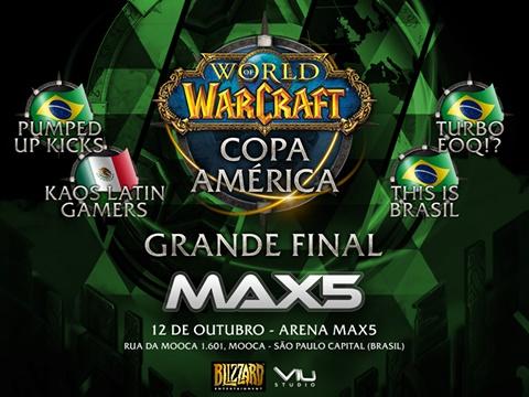Copa América da Blizzard terá R$ 130 mil em prêmios e finais em São Paulo
