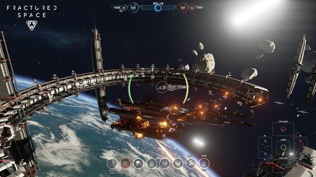 Fractured Space - Imagem 1 do software