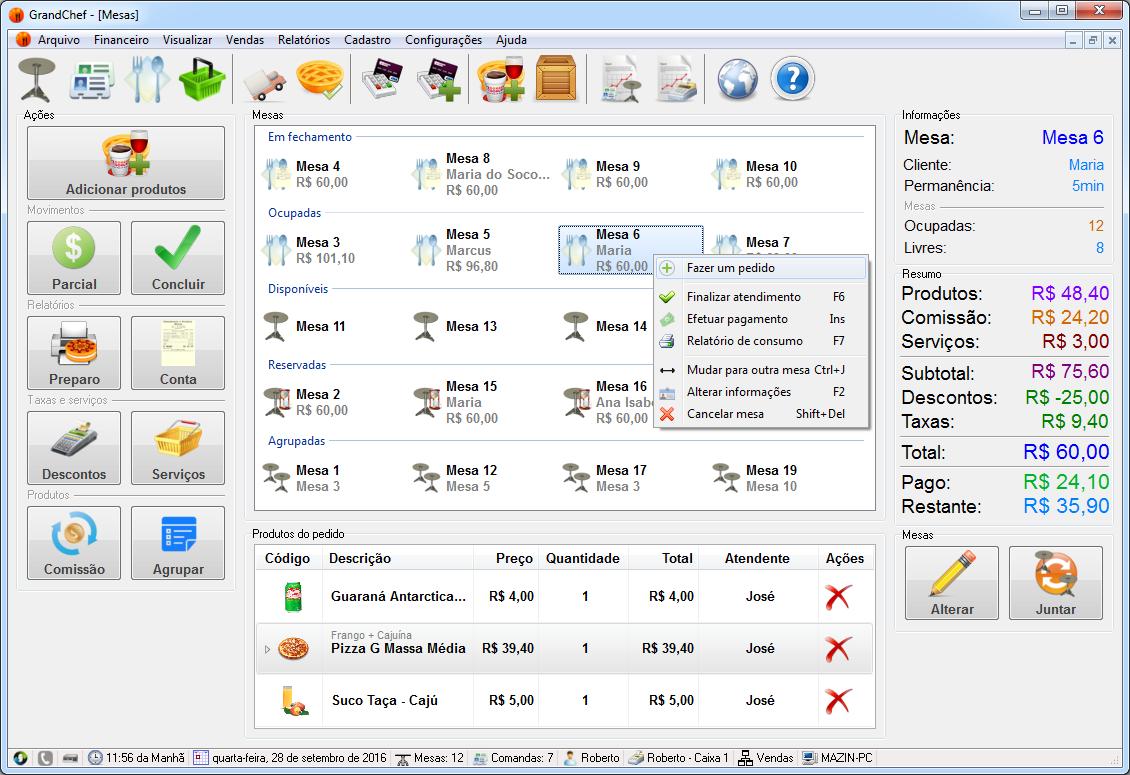 GrandChef - Imagem 1 do software