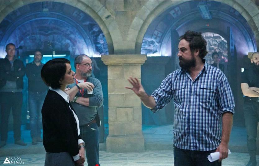 Mais fotos do filme de Assassin's Creed mostram passado e presente da trama