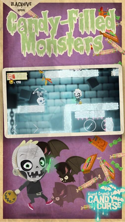 Count Crunch`s Candy Curse - Imagem 1 do software