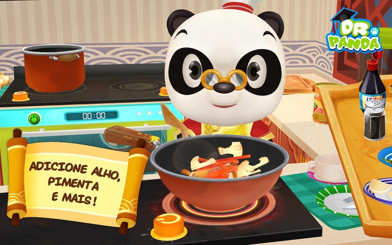 Restaurante do Dr. Panda: Ásia - Imagem 1 do software