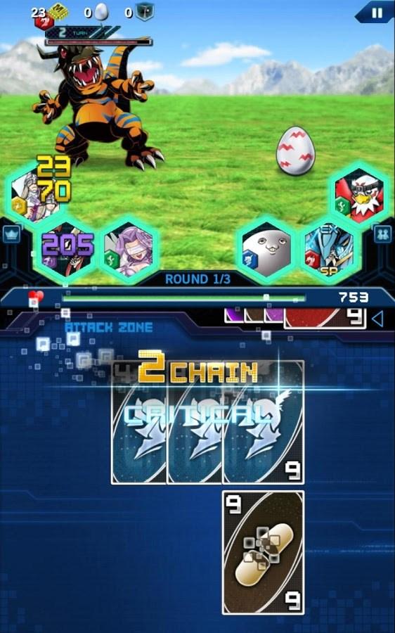 Digimon Heroes! - Imagem 1 do software