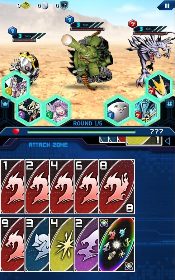 Digimon Heroes! - Imagem 2 do software