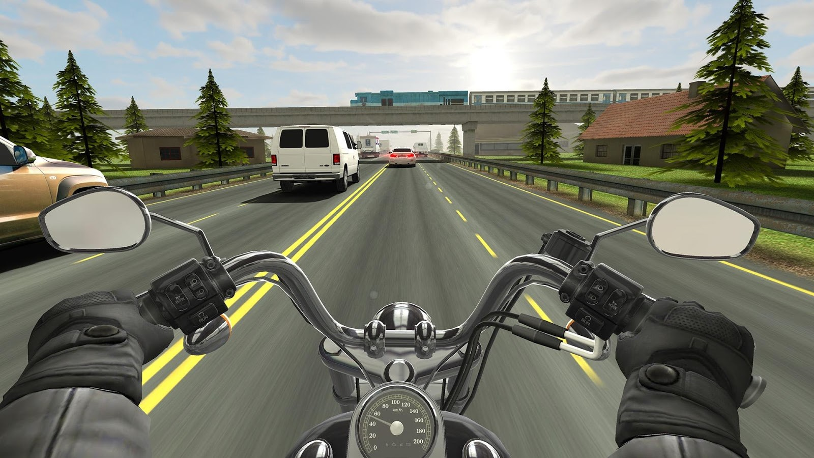 Traffic Rider - Imagem 1 do software