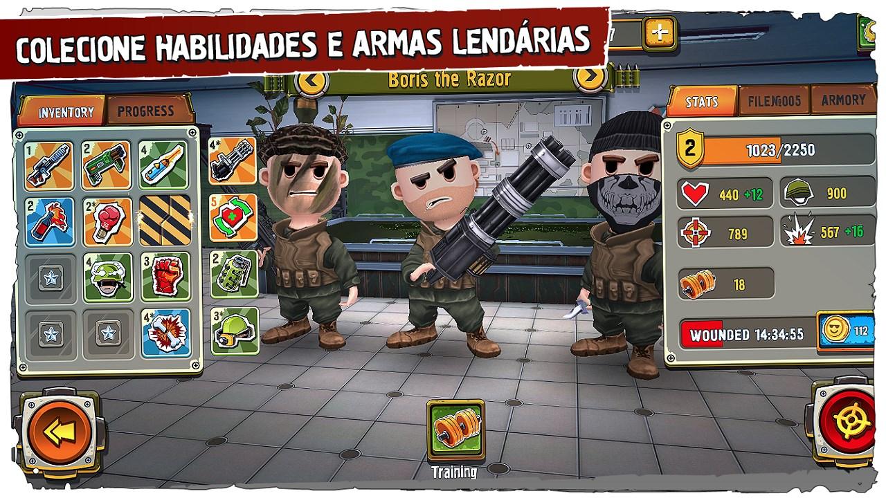 Pocket Troops - Imagem 1 do software