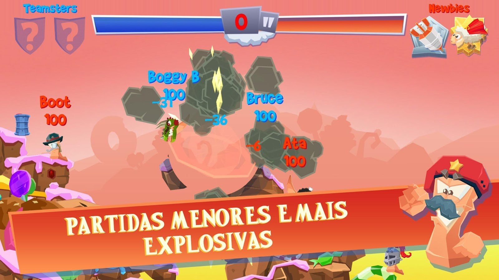 Worms 4 - Imagem 1 do software