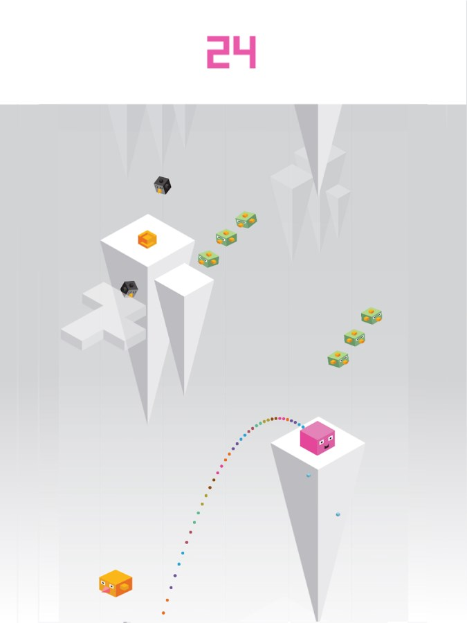 Bouncy Blocks - Imagem 1 do software