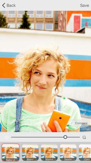 Microsoft Selfie - Imagem 2 do software