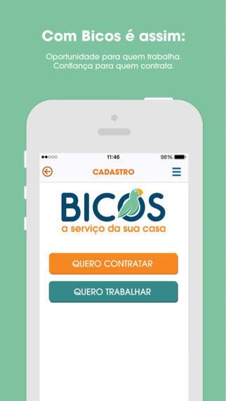 Bicos - Imagem 1 do software