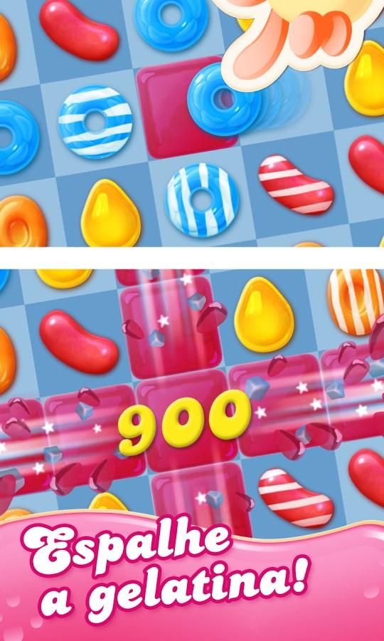 Candy Crush Jelly Saga - Imagem 1 do software