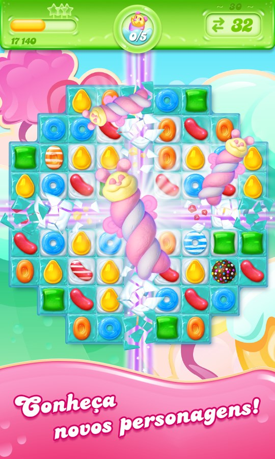 Candy Crush Jelly Saga - Imagem 2 do software