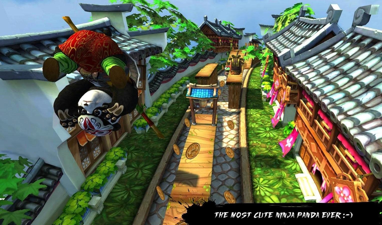 Ninja Panda Run - Imagem 1 do software