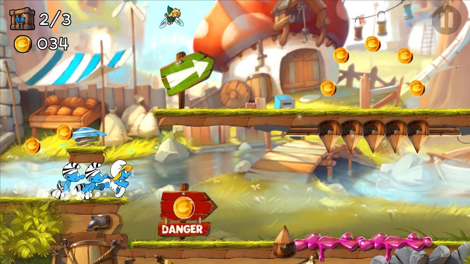 Os Smurfs Epic Run - Imagem 1 do software