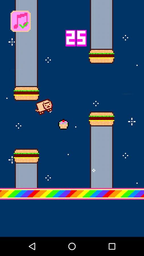 Flappy Kitty - Imagem 1 do software