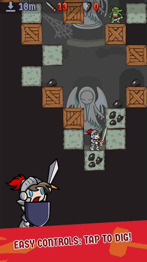 Crash Dungeon - Imagem 1 do software