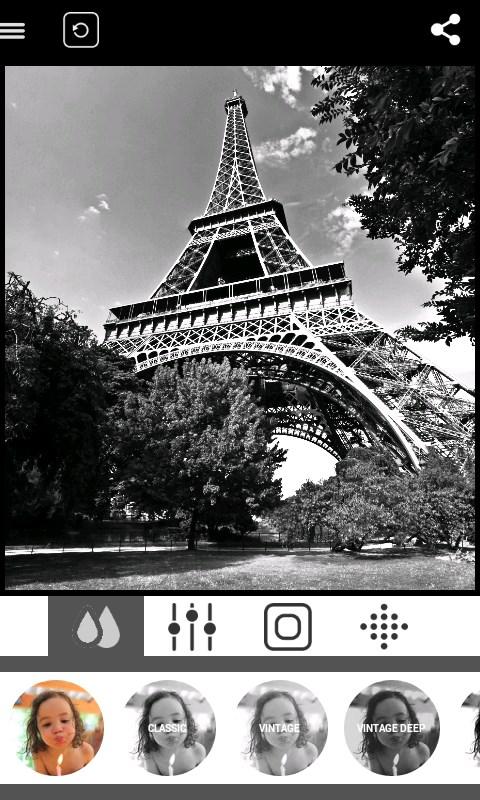 BlackCam - Black&White Camera - Imagem 2 do software