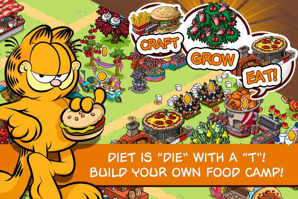 Garfield: Survival of Fattest - Imagem 1 do software